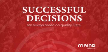 Kvalitné dáta sú v biznise kľúčové